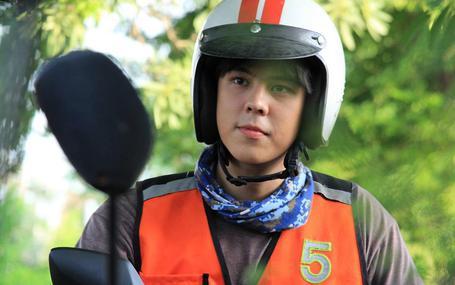 騎機男孩 Bikeman