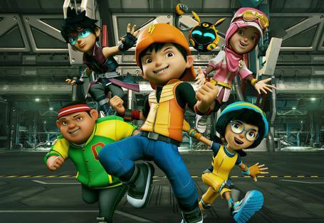 BoBoiBoy Movie 2 BoBoiBoy Movie 2