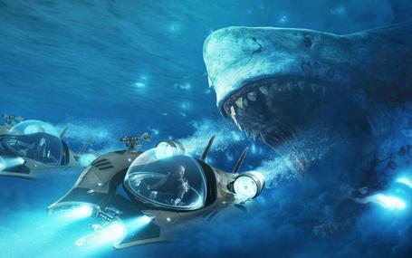 샤크 쓰나미 The Last Sharknado: It's About Time