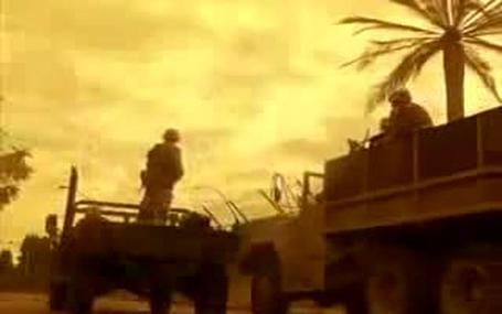 前進巴格達 American Soldiers