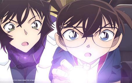 명탐정 코난: 비색의 탄환 Detective Conan: The Scarlet Bullet 名探偵コナン 緋色の弾丸