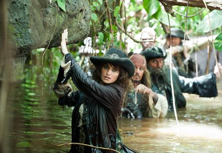 神鬼奇航4幽靈海 神鬼奇航4:幽靈海 Pirates of the Caribbean: On Stranger Tides