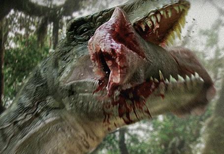 디노소어 어드벤쳐 The Dinosaur Project