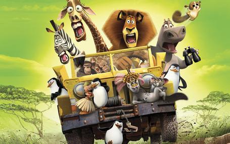 마다가스카 2 Madagascar: Escape 2 Africa