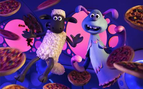 笑笑羊大電影外星人來了  Shaun the Sheep Movie: Farmageddon