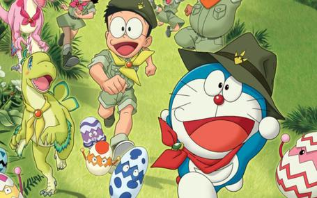 電影多啦A夢:大雄之新恐龍 Doraemon the Movie: Nobita's New Dinosaur