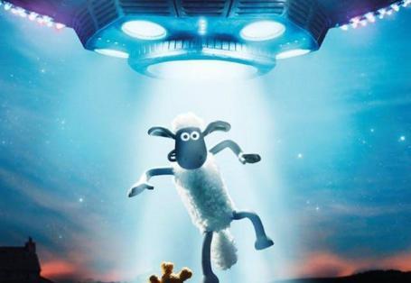 笑笑羊大電影外星人來了 笑笑羊大電影:外星人來了 Shaun the Sheep Movie: Farmageddon