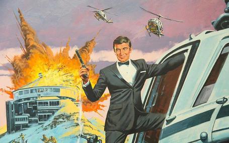 007 여왕 폐하 대작전 On Her Majesty's Secret Service