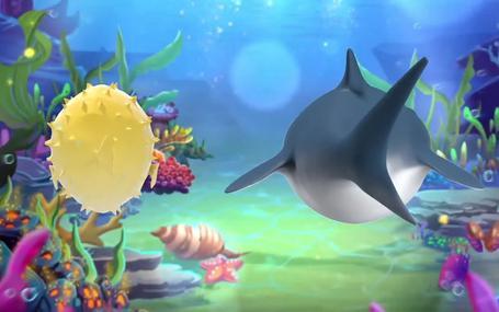 피쉬 스쿨: 인투 더 딥 Fish School: Into The Deep