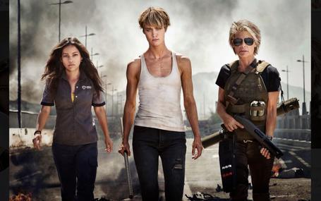 魔鬼終結者黑暗宿命 魔鬼終結者:黑暗宿命 Terminator: Dark Fate