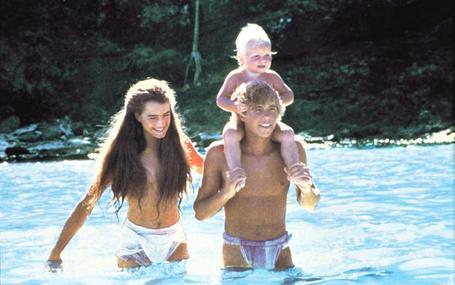青春珊瑚島 The Blue Lagoon