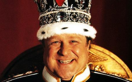 英王拉爾夫 King Ralph