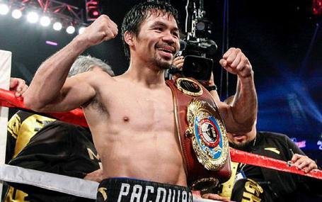 曼尼·帕奎奧 (菲律賓) Manny