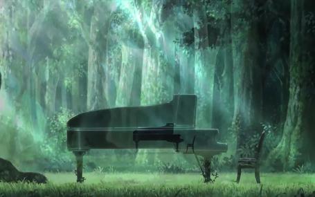 피아노의 숲 The Perfect World of Kai, ピアノの森