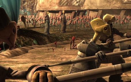 星球大戰克隆人戰爭 星球大戰:克隆人戰爭 第二季 Star Wars: The Clone Wars, Season 2: Rise of the Bounty Hunters