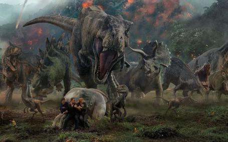 侏羅紀世界3:統霸天下 Jurassic World: Dominion