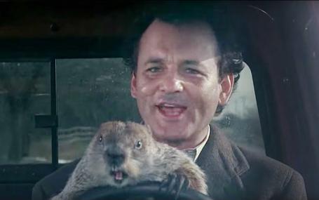 土撥鼠日 今天暫時停止 Groundhog Day