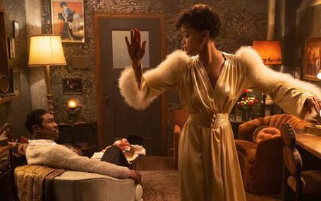 บิลลี ฮอลิเดย์ เสียงเพลงสู้อเมริกา The United States vs Billie Holiday