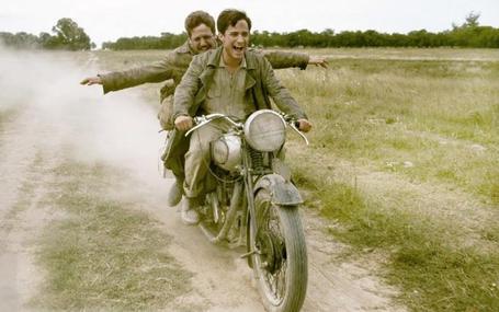 革命前夕的摩托車日記 The Motorcycle Diaries