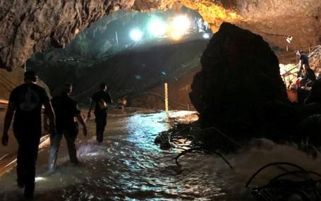 奇蹟救援 The Cave