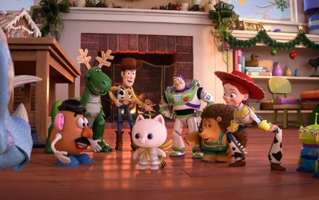 玩具總動員迷失時空 玩具總動員:迷失時空 Toy Story That Time Forgot