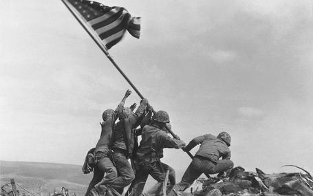 父辈的旗帜 硫磺島的英雄們 Flags of Our Fathers