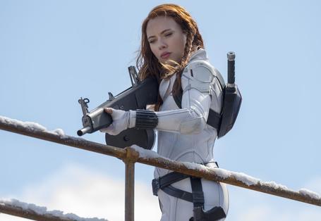Marvel Studios' Black Widow Marvel Studios' Black Widow