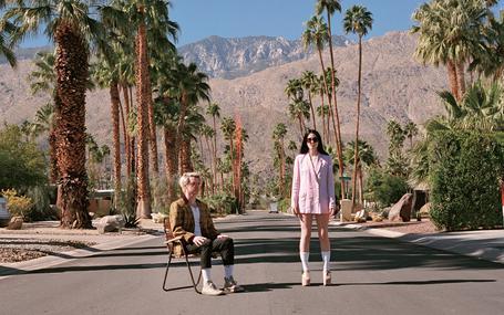 棕櫚泉不思議 Palm Springs