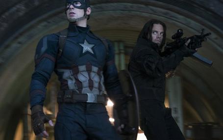 美國隊長2 Captain America: The Winter Soldier