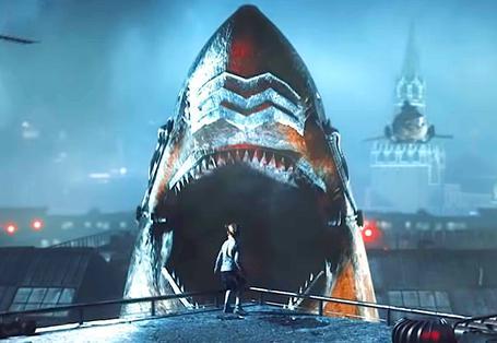 天空鯊:納粹終極武器 Sky Sharks