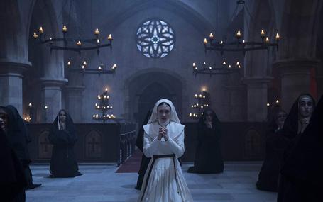 詭修女 (The Nun)