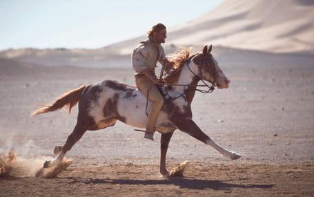 沙漠騎兵 Hidalgo