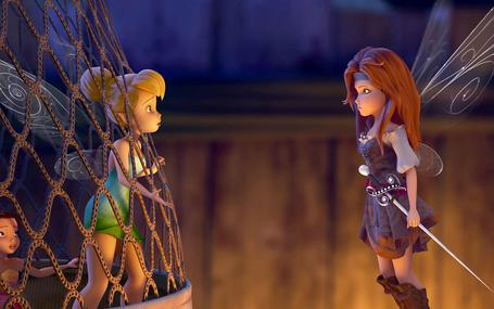 小叮噹與海盜仙子 Tinker Bell and the Pirate Fairy