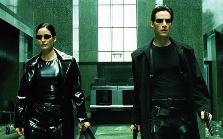 The Matrix The Matrix